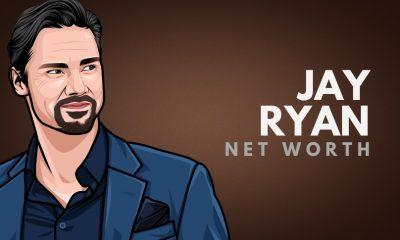 Jay Ryan's Net Worth