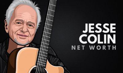 Jesse Colin's Net Worth