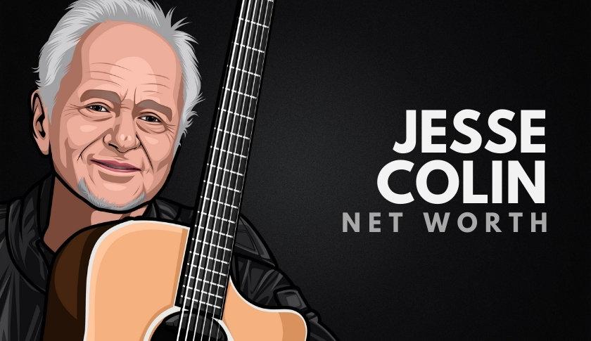 Jesse Colin Net Worth