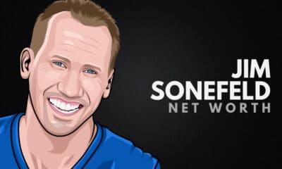 Jim Sonefeld's Net Worth