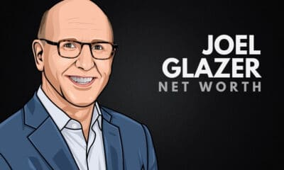 Joel Glazer's Net Worth