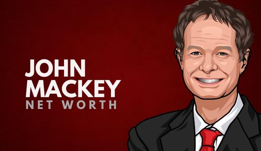 John Mackey Net Worth