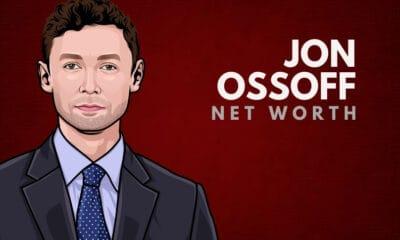 Jon Ossoff's Net Worth