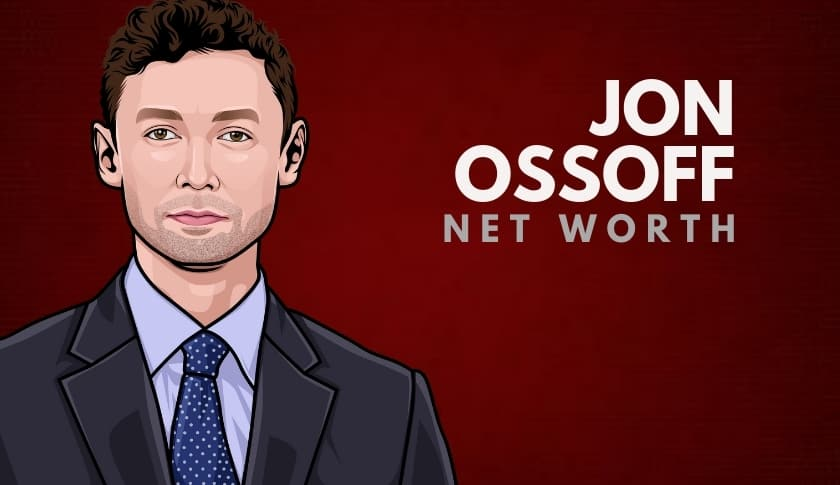 Jon Ossoff Net Worth
