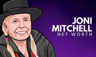 Joni Mitchell's Net Worth