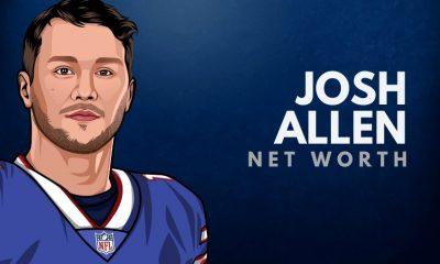 Josh Allen's Net Worth