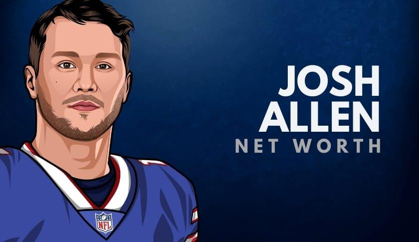 Josh Allen Net Worth