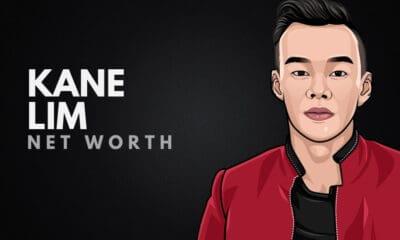 Kane Lim's Net Worth