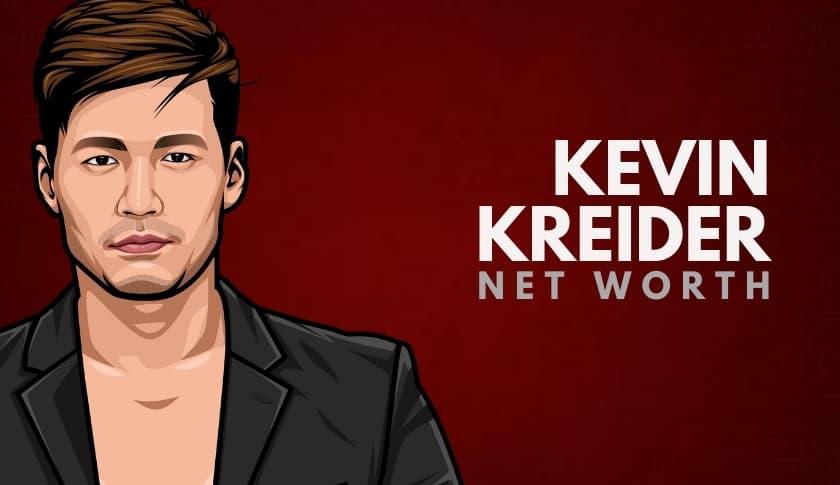 Kevin Kreider Net Worth