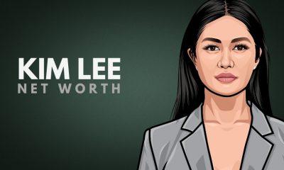 Kim Lee's Net Worth