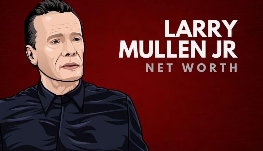 Larry Mullen Jr. Net Worth