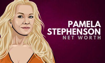 Pamela Stephenson's Net Worth