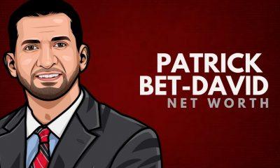 Patrick Bet-David's Net Worth
