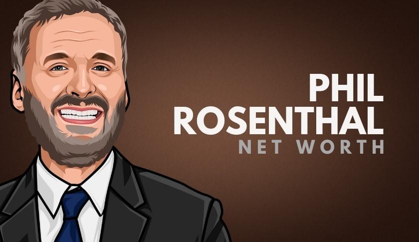 Phil Rosenthal Net Worth