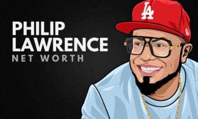 Philip Lawrence's Net Worth