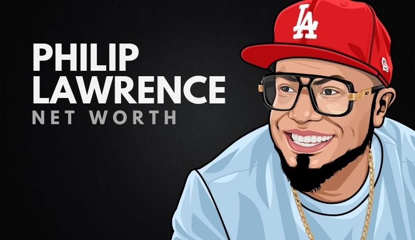 Philip Lawrence Net Worth
