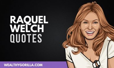 Raquel Welch Quotes
