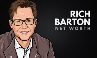 Rich Barton's Net Worth