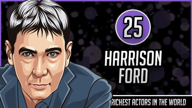 Richest Actors in the World - Harrison Ford
