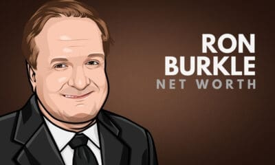 Ron Burkle's Net Worth