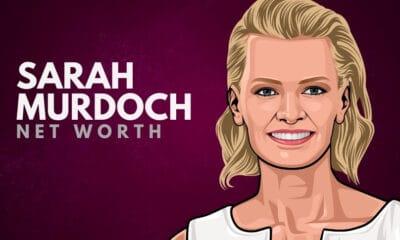 Sarah Murdoch's Net Worth