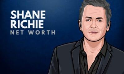 Shane Richie's Net Worth