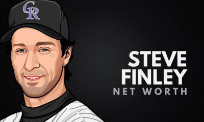 Steve Finley's Net Worth