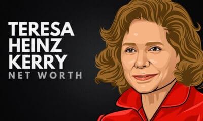 Teresa Heinz Kerry's Net Worth