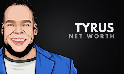 Tyrus' Net Worth