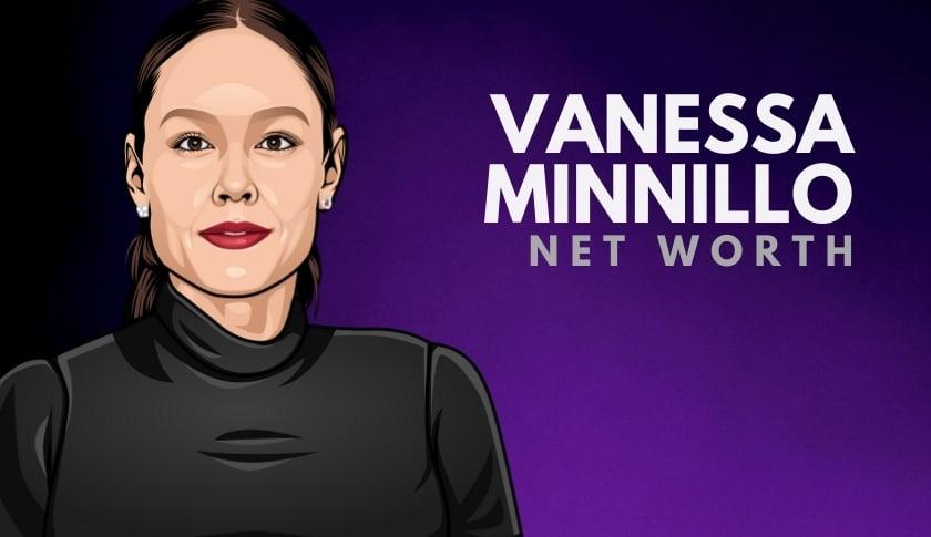 Vanessa Minnillo Net Worth