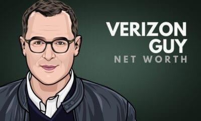 Verizon Guy Net Worth