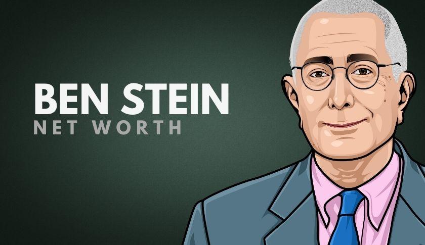 Ben Stein Net Worth