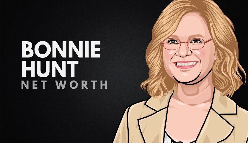 Bonnie Hunt Net Worth