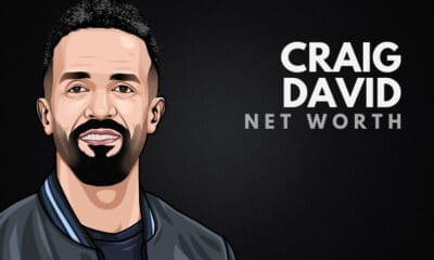 Craig David's Net Worth