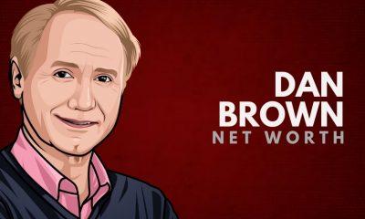 Dan Brown Net Worth