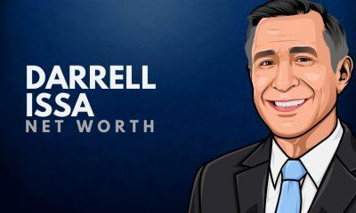 Darrell Issa's Net Worth