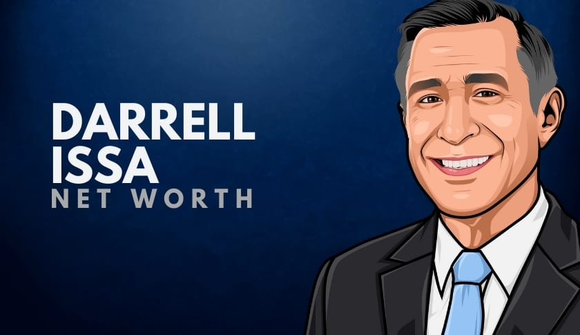Darrell Issa Net Worth