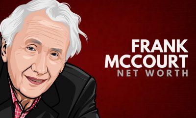 Frank McCourt's Net Worth