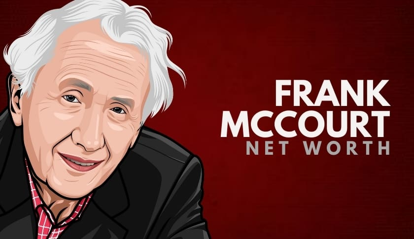 Frank McCourt Net Worth