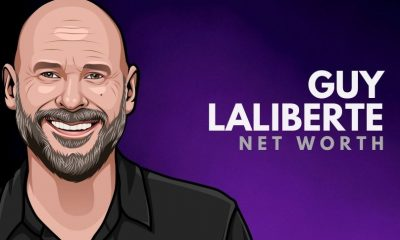 Guy Laliberte Net Worth