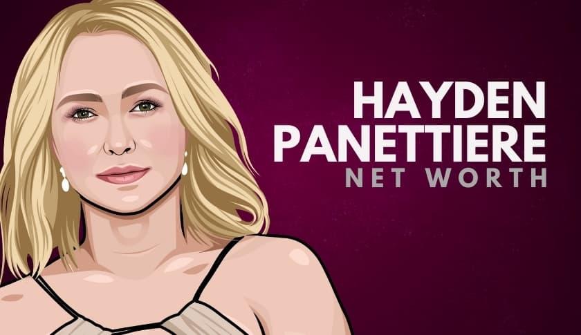 Hayden Panettiere Net Worth