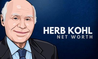 Herb Kohl Net Worth