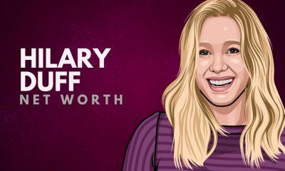 Hilary Duff's Net Worth