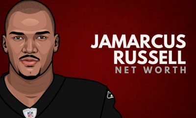 JaMarcus Russell's Net Worth