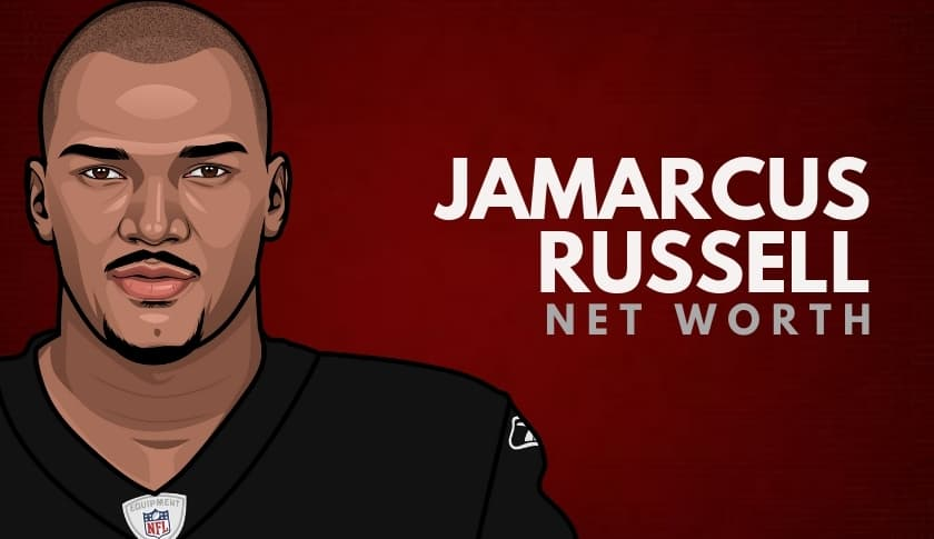JaMarcus Russell Net Worth