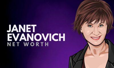 Janet Evanovich's Net Worth