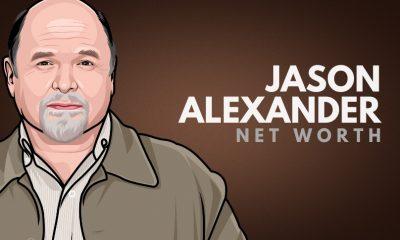 Jason Alexander's Net Worth