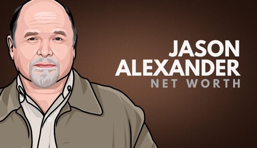 Jason Alexander Net Worth