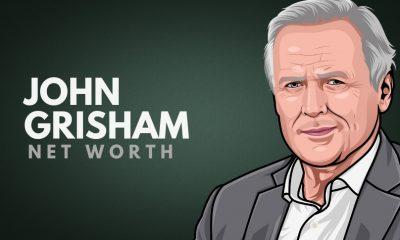 John Grisham's Net Worth