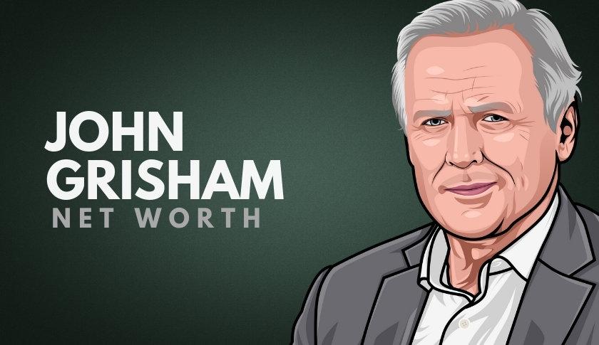 John Grisham Net Worth